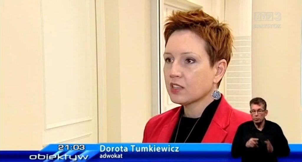 kredyty frankowe białystok adwokat dorota tumkiewicz